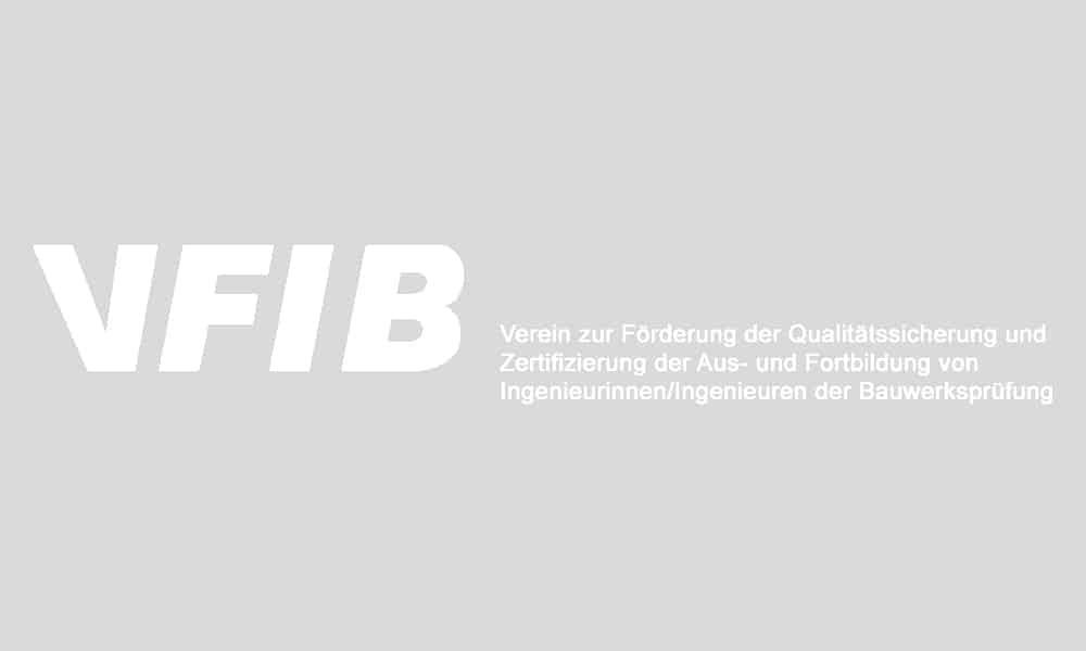 Verein zur Förderung der Qualitätssicherung und Zertifizierung der Aus- und Fortbildung von Ingenieurinnen/Ingenieuren der Bauwerksprüfung