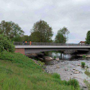 B 84 Ulsterbrücke Buttlar