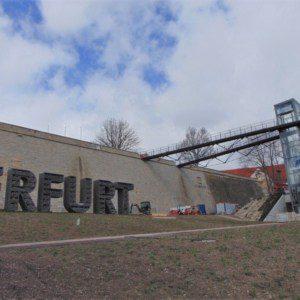 Aufzugsturm BUGA Erfurt